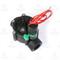 """Клапан электромагнитный Irritrol, EURO-F, 24В, пластиковый, 3/4""""ВР, рег. потока - фото 11595"""