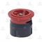 Сопло Irritrol  I-Pro 5, радиус 1.3-1.8 м, сектор 90-360°, цвет красный - фото 12892