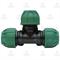 Тройник компрессионный Irritec  Премиум 25х25х25 мм - фото 13146
